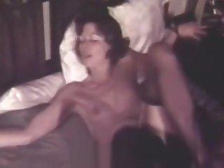 Bondage Fetish Mixed with Spermy Shagging (1960s Vintage)