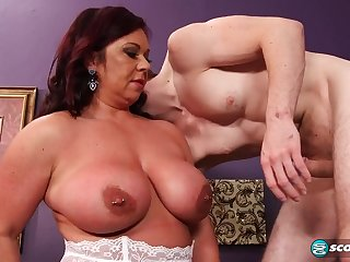 Krissy Scallop - Very Prexy Swinging Wife - rose