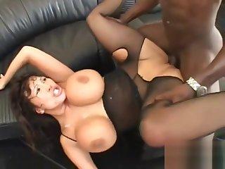Milf Affectation Titties and BBC super sex party-Lex / Ava Devine