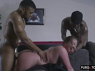 Maddy Gets Permission To Have Intercourse Several BBCs