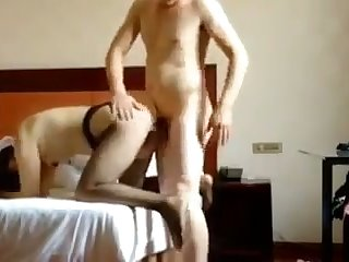 This slut is a hold one's horses awaken oriented whore and she loves getting fucked mish style