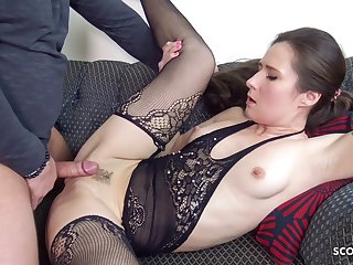 Real Street Casting Have sex Hither Teen Lara Beelzebub